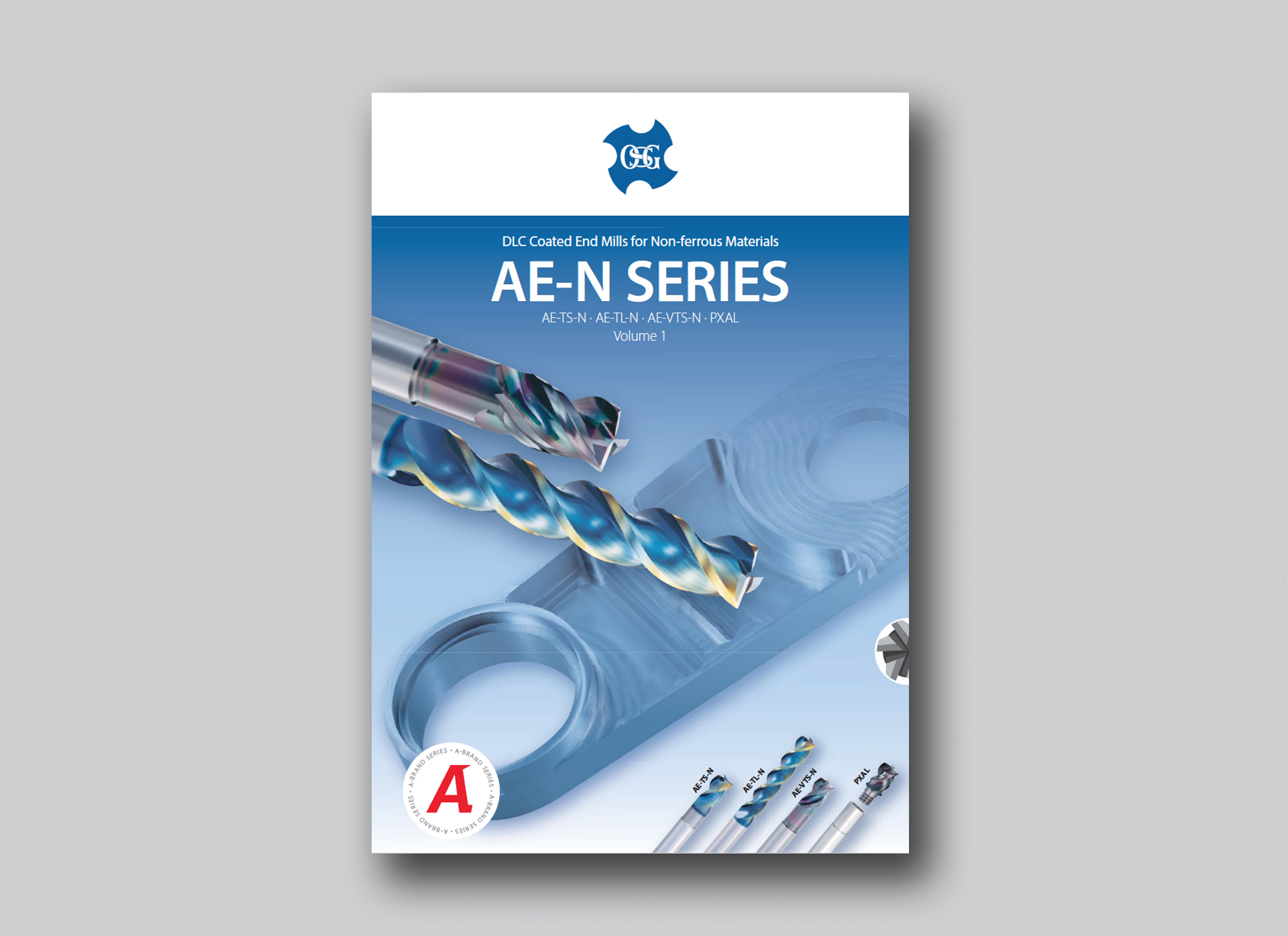 AE-N Series Vol.1