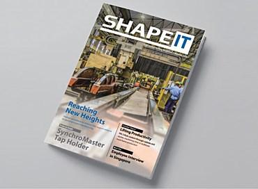 SHAPE IT - Edizione invernale - 2019
