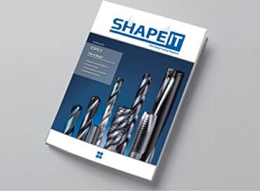 SHAPE IT - Vol.1 - 2017